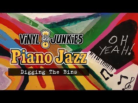 Digging The Bins: Piano Jazz