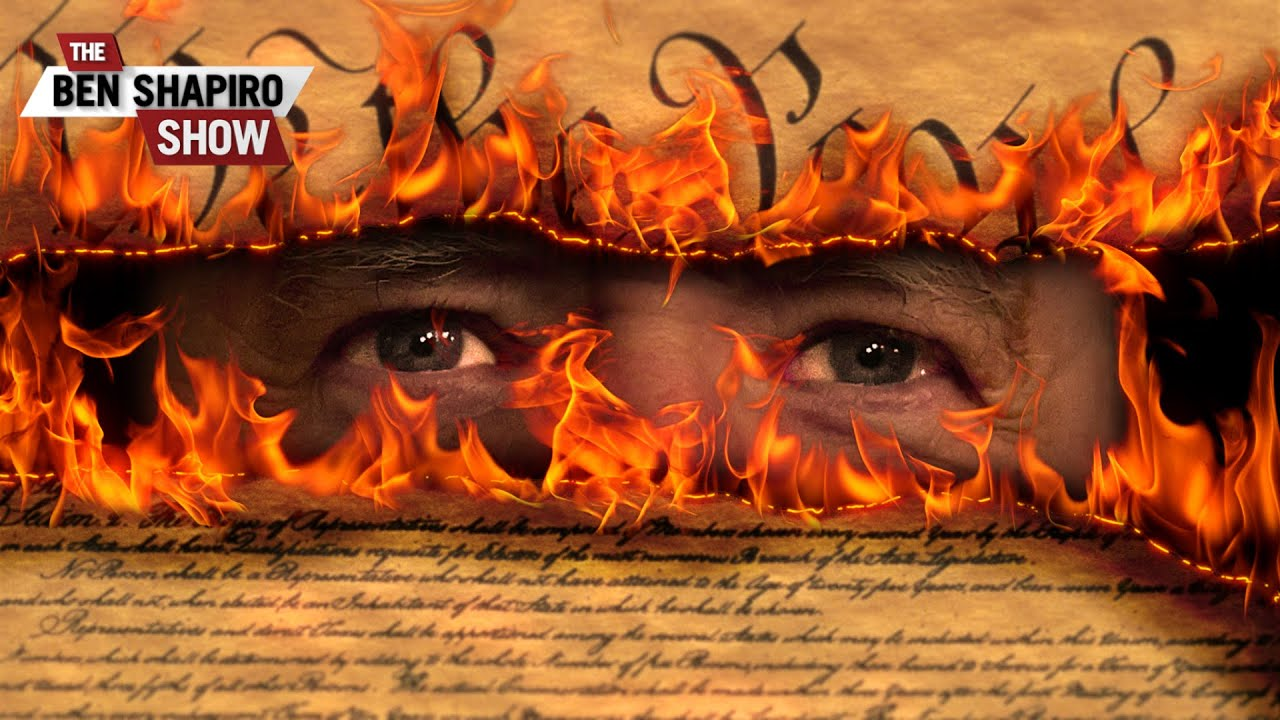 Biden Burns The Constitution, But YOLO!| Ep. 1312