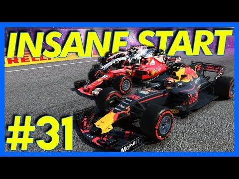 F1 2017 Career Mode : INSANE START!! (Part 31)