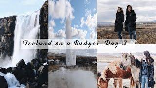 Touring Golden Circle, Bar Hoping in Reykjavik 🌃🍻 | Iceland Vlog (Day 3)