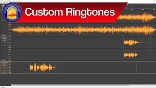 Audacity Making a Custom Ringtone – How to Make a Custom Ringtone in Audacity