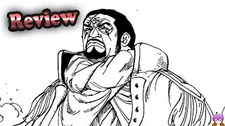 One Piece Chapter 799 Manga Review - The Fleet of Legends ワンピース