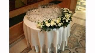 Украшение Цветами На Свадьбу