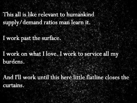 Aesop Rock - Labor (Official Lyrics)