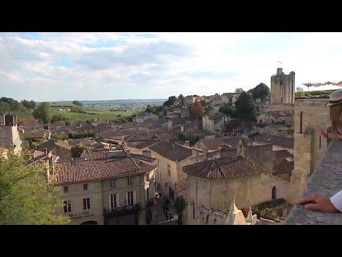 Saint-Émilion, cuna de los mejores caldos de Burdeos