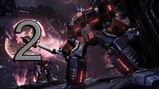\ Transformers War For Cybertron || Автоботы || №2 //(Всем привет! В этом видео я играю в очень хорошую игру Трансформеры битва за Кибертрон. Посоветуйте пожалуй..., 2015-02-11T18:02:06.000Z)