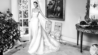 Bridal Spring 2016 - Behind The Scenes | Carolina Herrera New York