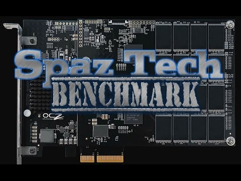 OCZ PCIe SSD RevoDrive X2 Bench Mark