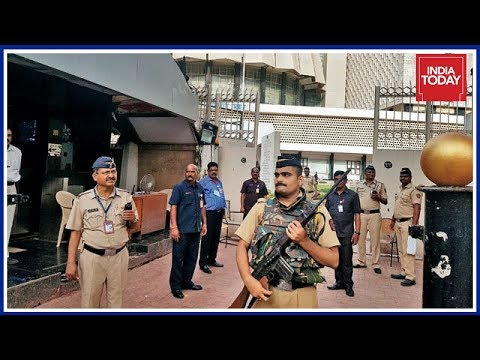 Heavy Security At State Assembly | India Today's Ground Report From Mumbai