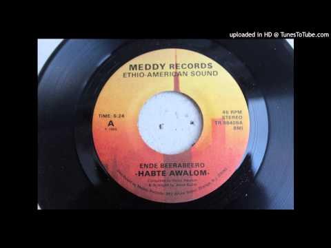 Habte Awalom - Ende Beerabeero Rare Unknown Ethiopian Disco Modern Soul 45