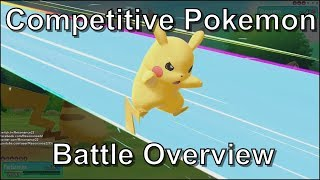 What is a Competitive Pokemon Battle? (Overview & Predictions)