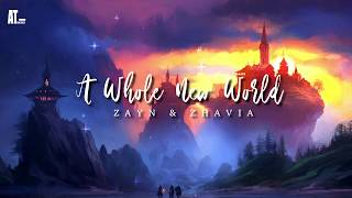 A Whole New World - ZAYN, Zhavia Ward (Lyrics)