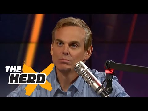 Donald Trump's calls in to chat with Colin | THE HERD