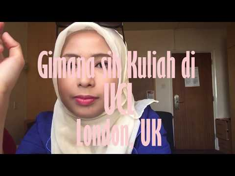 Vlog 6 | Jalan-Jalan di kampus UCL (University College London) | Part 1