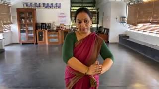 Introduction to basics of Mohiniyattam, Episode 1