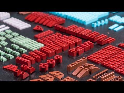 LEGO with Friends: Patrick Norton