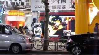 B'zシングル「有頂天」タワーレコード渋谷店店頭Day 2015年1月13日 ブロ...