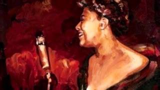 Ella Fitzgerald & Bill Doggett ~ No Moon At All