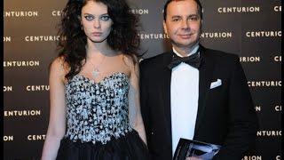18-летняя модель Елизавета Адаменко вышла замуж за 55-летнего топ-менеджера «Лукойла».
