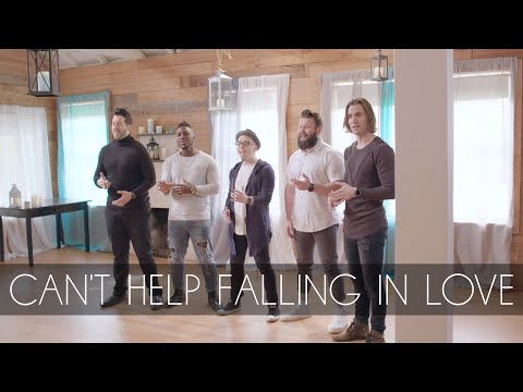 Can't Help Falling In Love | VoicePlay A Cappella