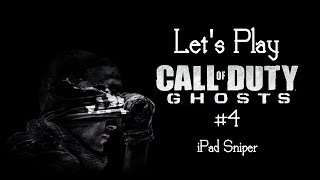 Call of Duty: Ghosts, #4 - iPad Sniper