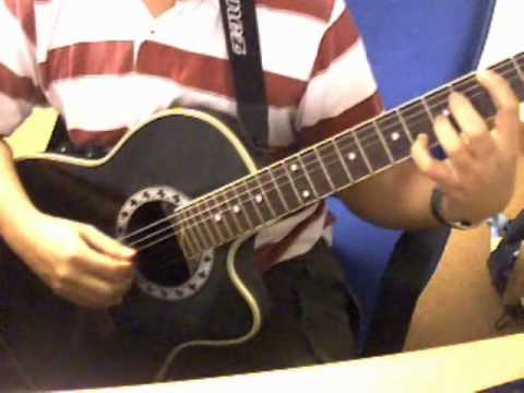 Nelly - Fly Away (Acoustic Guitar)