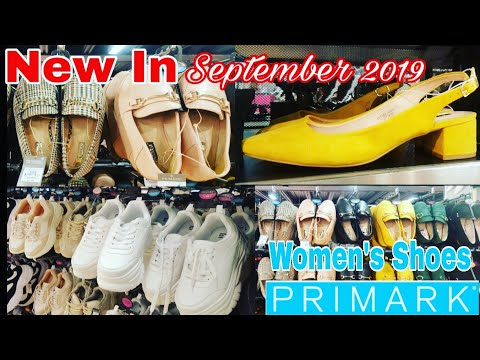 What's New Primark Women's Shoes| September 2019
