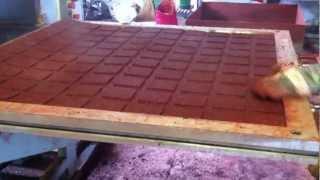 Производство плит и изделий из резиновой крошки. Павиластик