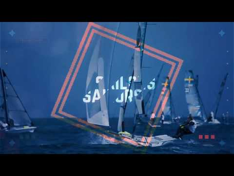 LIVE Sailing  Hempel Sailing World Championships  Medal Race Day 3