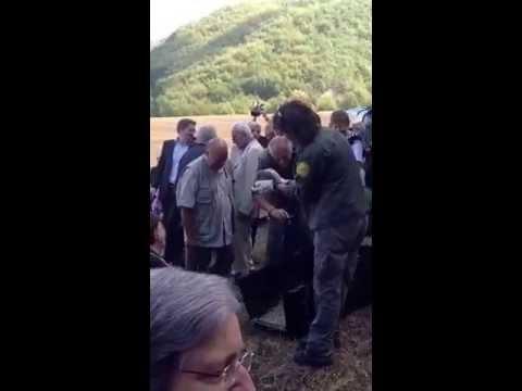 Liberazione dei ricci a Badia Cavana 2