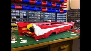 "Slide show   Plymouth Fury  ""Christine ""from Lego in Progress"