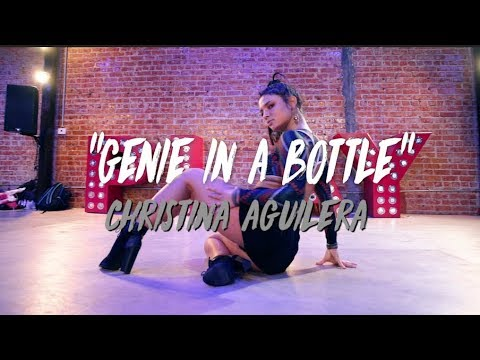 """Genie in a Bottle"" - Christina Aguilera 