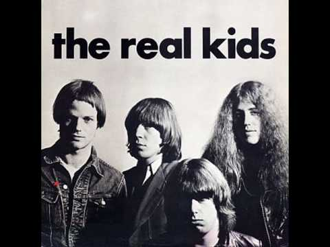 The Real Kids - Do The Boob