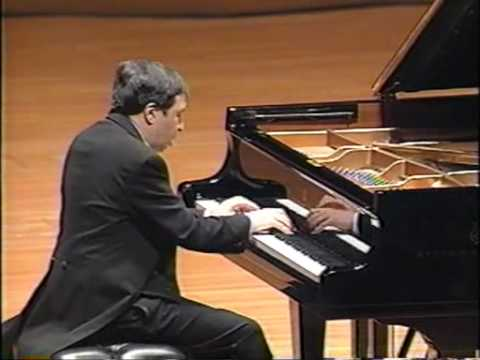 Murray Perahia - Felix Mendelssohn, Fantasy in F#- (