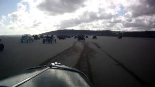 VHRA Hot Rod Races Pendine 2015