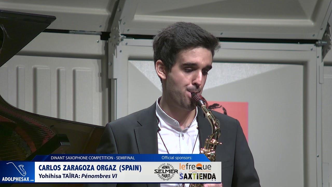 Carlos Zaragoza Orgaz (Spain) - Penombres VI by Yoshihisa Taïra (Dinant 2019)