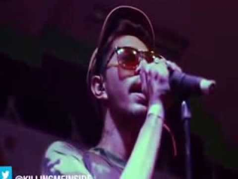 Killing Me Inside - Forever (footage At Brebes)