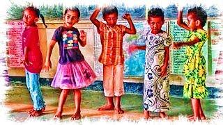 Fiji - Kids Study to Dance and perform Melanesian Dance with Fijian Songs - s for Kids