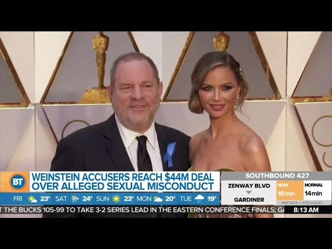 Weinstein accusers reach $44M deal over sexual misconduct