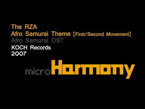 The RZA - Afro Samurai Theme [First/Second Movement]