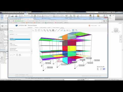 Revit 2016 - Gravity Analysis