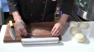 видео урок №8 упаковка теста, курс пиццайоло (пицца мейкера), курсы по приготовлению пиццы (pizza)