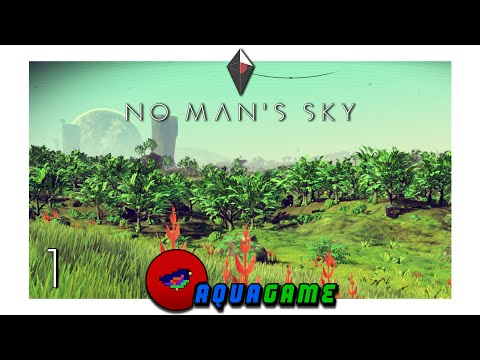 BEAUTIFUL NEW WORLD ||| No Man's Sky #1
