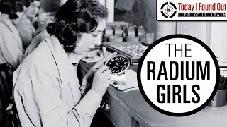 Glowing in the Dark - The Radium Girls