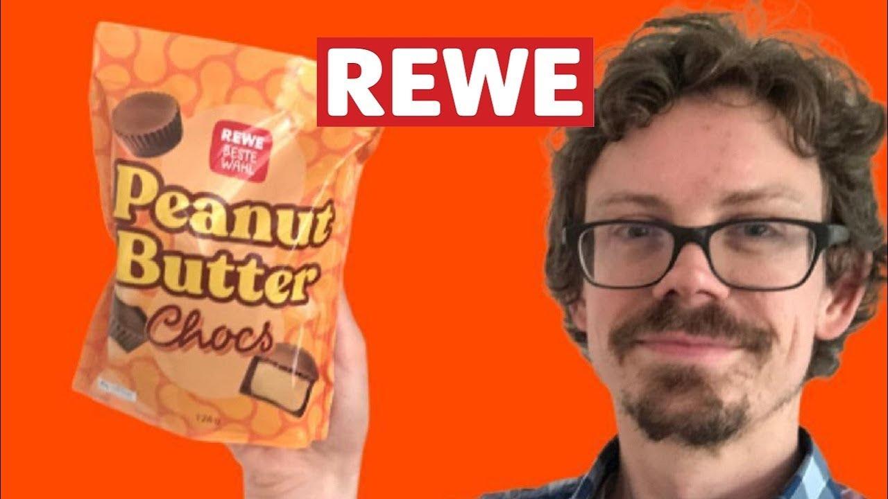 Peanut Butter Chocs von Rewe Beste Wahl im Test   Die besten  Erdnussbutter Pralinen