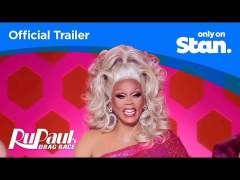 RuPaul's Drag Race S12 | OFFICIAL TRAILER 2 | Only on Stan.