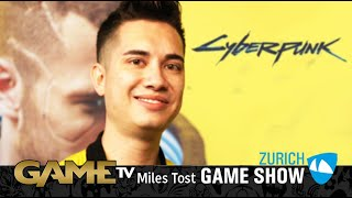 Game TV Schweiz - Interview mit Miles Tost (Zürich Game Show)