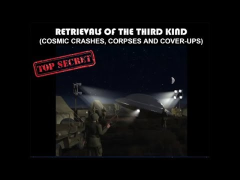 Crash Retrievals of the 3rd Kind - Michael Schratt covers the long lost Leonard Stringfield files