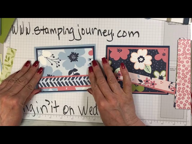 Wingin' it on Wednesday with the Paper Blooms Monkey Kut Kit!