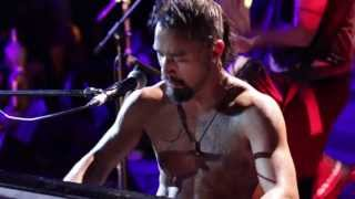 Medicine for the People / Nahko Bear - Great Spirit @ Byron Spirit Festival 2013